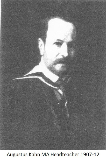 Augustus Kahn 1907-12