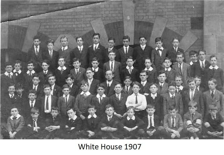 White House 1907