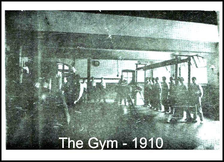 The Gym 1910