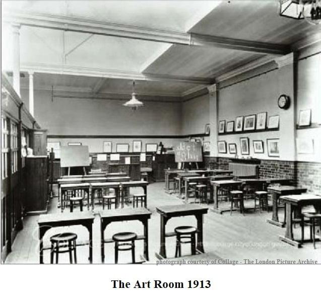 The Art Room 1913
