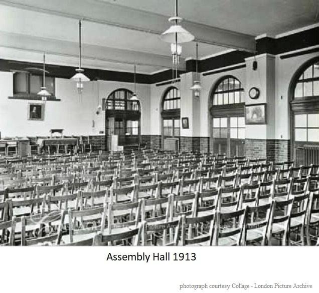 Assembly Hall 1913