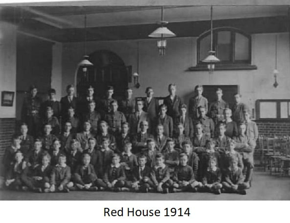 Red House 1914