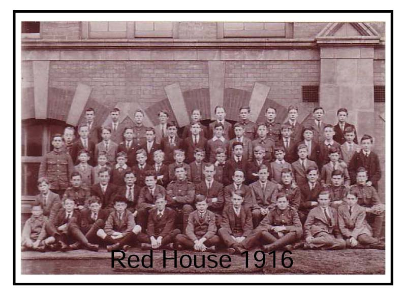 Red House 1916