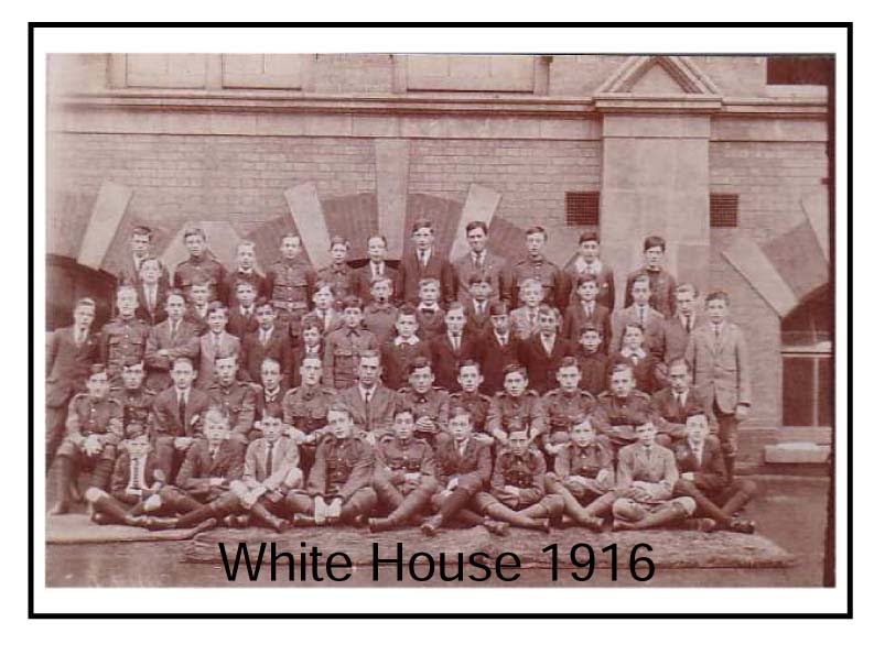 White House 1916