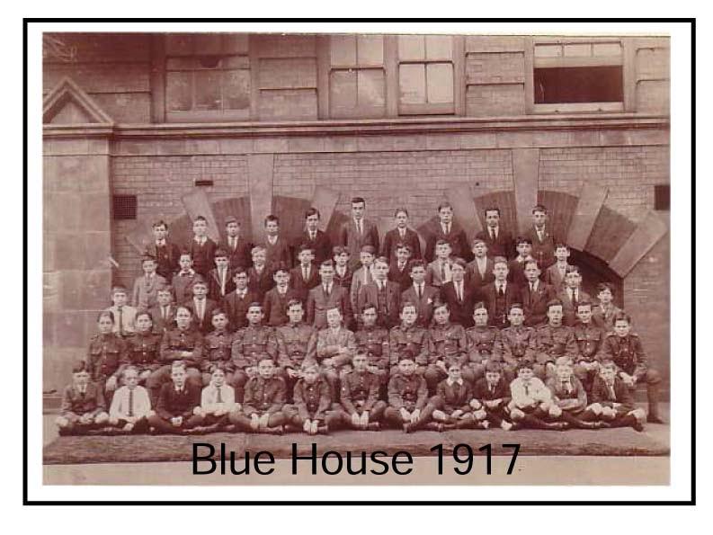 Blue House 1917