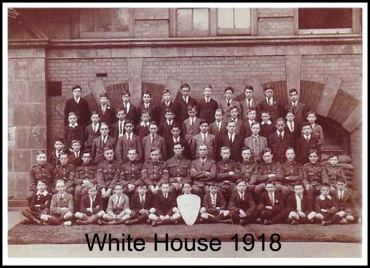 White House 1918