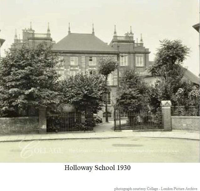 Holloway School 1930