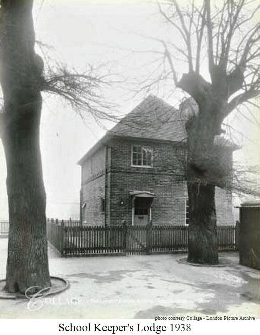 School Keepers Lodge 1938