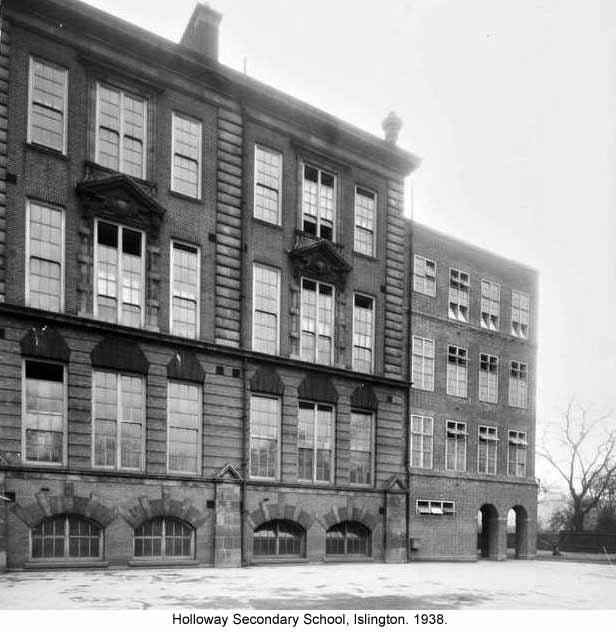 Holloway Secondary School, Islington – 1938