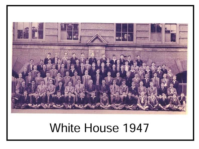 White House 1947