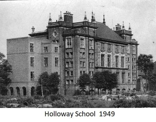 Holloway School 1949