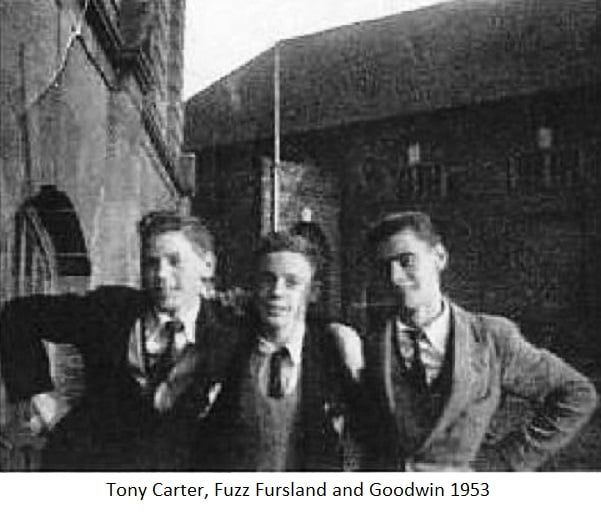 Tony Carter, Fuzz Fursland and Goodwin 1953