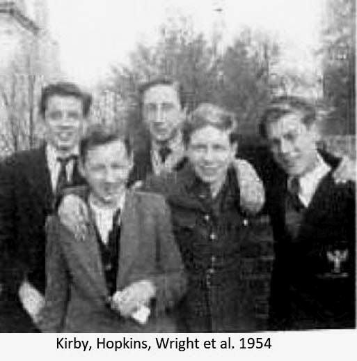 Kirby, Hopkins, Wright et al. 1954