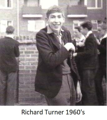 1960's Richard Turner