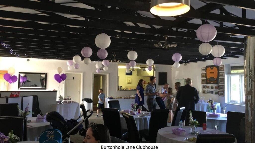 Burtonhole Lane Clubhouse