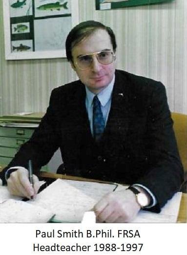 Paul Smith B.Phil. FRSA