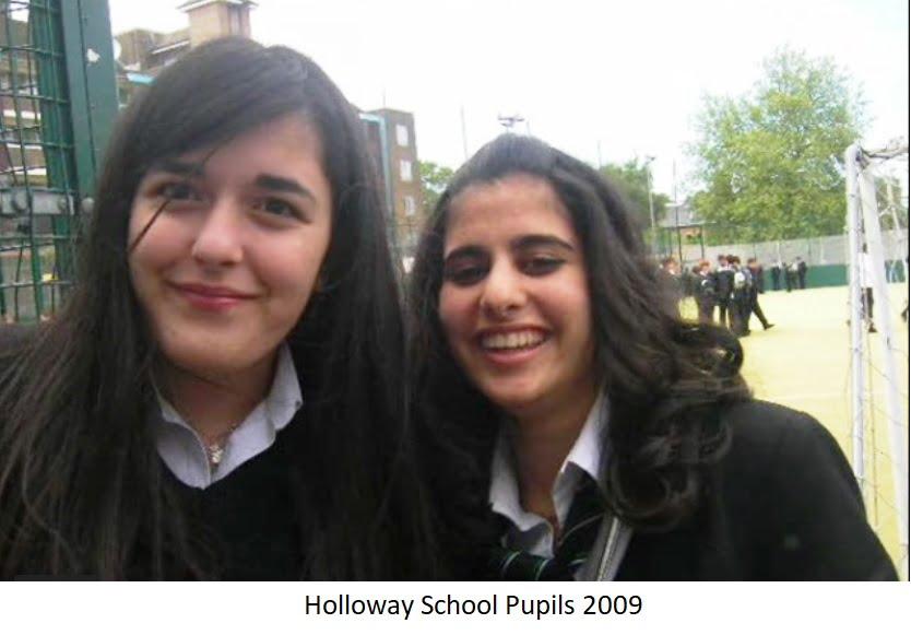 Holloway School Pupils
