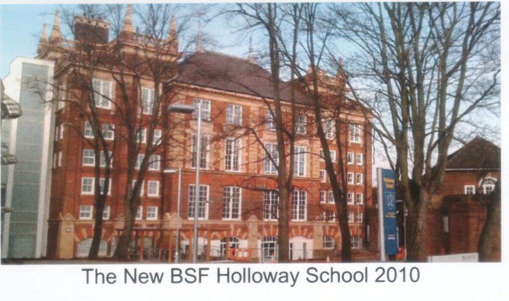 The New BSF Holloway School 2010